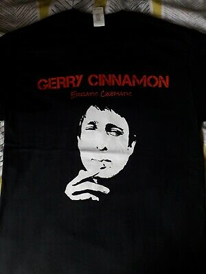 Gerry cinnamon t shirt 2019 Belter Tour Size ...x large