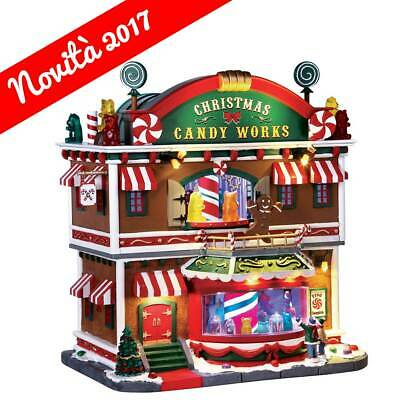 Lemax Negozio Di Caramelle - Christmas Candy Works Cod 65164
