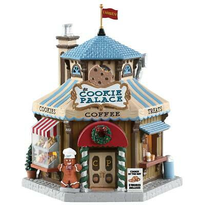 Lemax Il Palazzo Dei Dolci - The Cookie Palace Cod 85363 Village