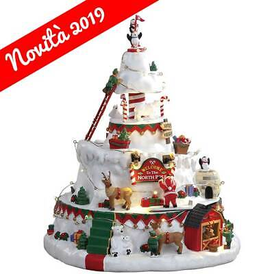 Lemax Torre Del Polo Nord - North Pole Tower Cod 84348