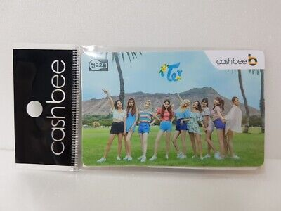 [KPOP] TWICE POPUP STORE TWICE TWAIIS Shop OFFICIAL GOODS - Cashbee Card