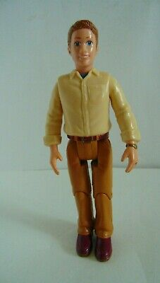 """Fisher-Price Loving Family Dollhouse DAD FATHER MAN 5/"""" Figure boy toy"""