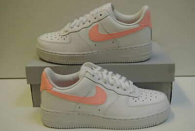 Details about Nike Air Force 1 07 Ess Ladies Trainer Shoes AO2132 500 UK6, 5 Size 40,5 neu&ovp show original title