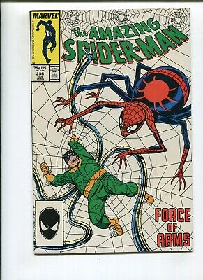 Amazing Spiderman #296 (Nm-) Force Of Arms! 1988