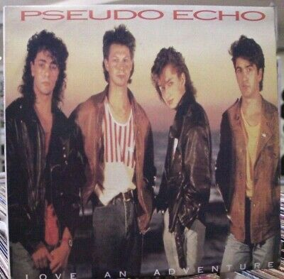 Pseudo Echo / Love An Adventure.Vinyl, LP, Album