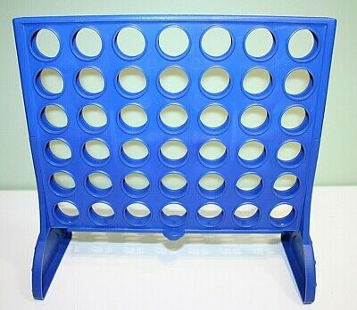 MB CONNECT 4 Grid Rack Board Spare Part Replacement Modern Game Toy