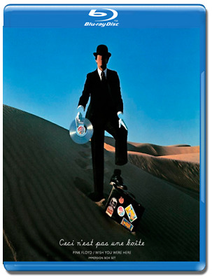 Pink Floyd  Wish You Were Here [Immersion Edition] (1975-2011) Blu-Ray