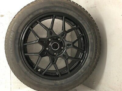 michelin Xice snow tires with rims