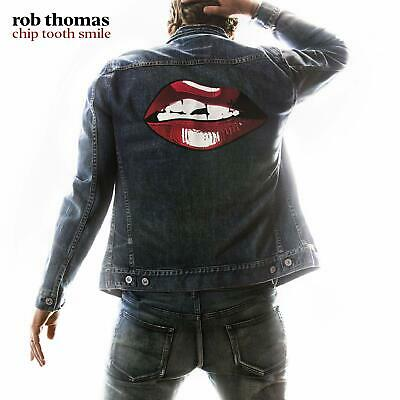 Chip Tooth Smile (2019) by Rob Thomas CD