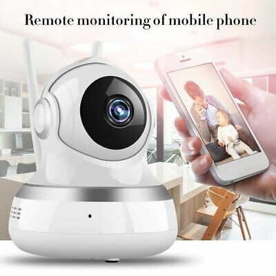 720P/960P/1080P HD IP Camera Wireless Smart WiFi Monitor Audio CCTV 9V