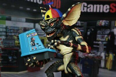 "NECA Gremlins 7"" Action Figure Ultimate Gamer Gremlin (Gamestop Exlcusive)"
