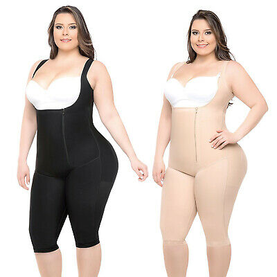 Women Full Body Shaper Slimming Waist Trainer Cincher Corset Shapewear Plus Size