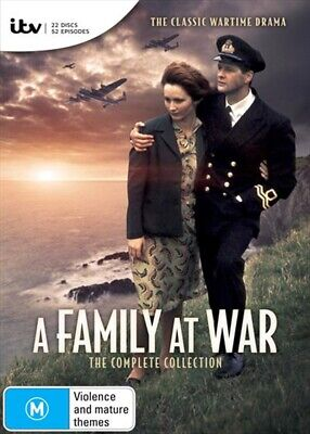 A Family At War Series Collection, DVD