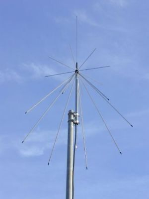 PACTEL SD-1300 Wide Band Discone Scanner Base Station Antenna From Australia