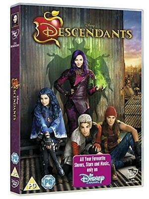 The Descendants DVD 2015 Part 1 Dove Cameron Region 2 New And Sealed Free P&P