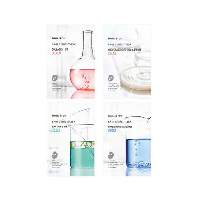 Innisfree Skin Clinic Mask 20ml x 6pcs (Old Version)