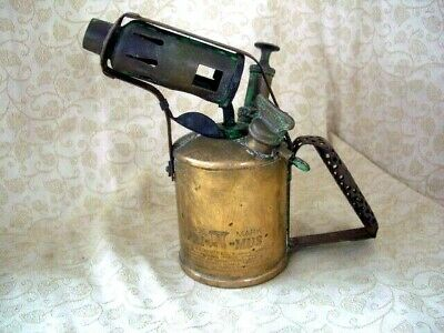 Vintage Primus No 632 Blow Lamp Collectible Old Tools Paraffin Blow Torch