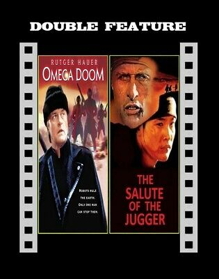 The Salute of the Jugger / Blind Fury ( Rutger Hauer ) R2 compatible DVD