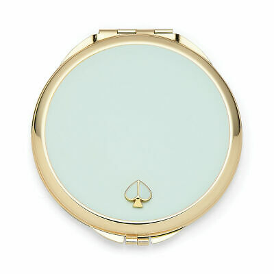 Kate Spade 'Spade Street' Aqua Compact, New in Box