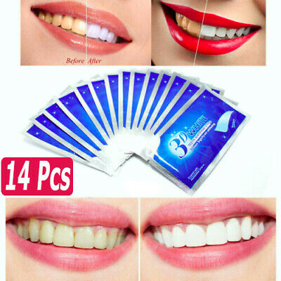 28 strips Crest 3D Whitestrips Professional Teeth Whitening Effect Glamorous ⭐