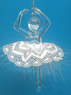 Torchon Feather Ballerina Kit - Original Design by Harlequin Lace