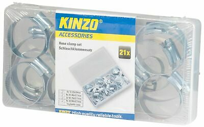 JUBILEE STAINLESS MILD STEEL HOSE CLIPS GENUINE JUBILEE CLIPS HOSE CLAMP CLIP21p