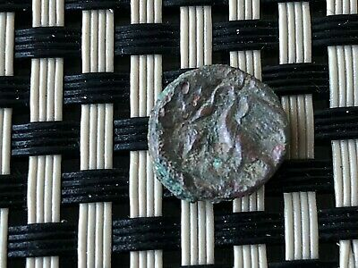 "Klazomenai, Ionia 350-300 Bc Ae11 ""Apollo & Swan"" Ancient Greek Bronze Coin"