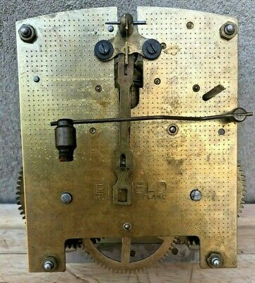Smith's Enfield, 8 Day Clock Movement