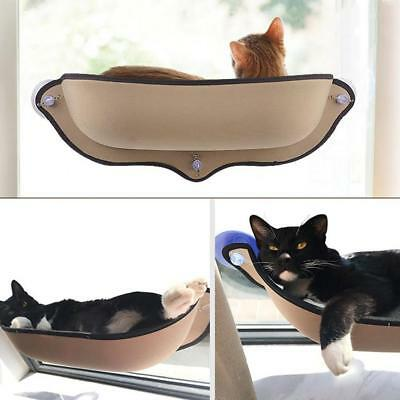 Cat Hammock Bed Mount Window Pod Lounger Suction Cups Warm Bed For Pet Cat