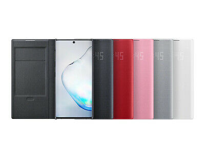 Samsung Official OEM Galaxy Note10 /10+ LED View Flip Cover Case NEW