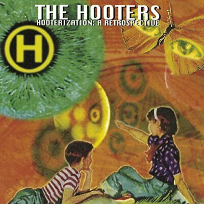 Hooters - Hooterization: A Retrospective - Hooters CD 6XVG The Cheap Fast Free