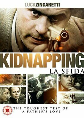 Kidnapping - La Sfida [DVD] - DVD  CUVG The Cheap Fast Free Post