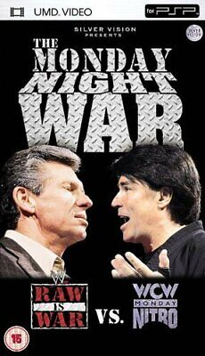 Wwe - WWE - The Monday Night War [UMD Mini for PSP] - DVD  CCVG The Cheap Fast