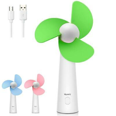 Mystery Mini ventilateur portable personnel USB Vert