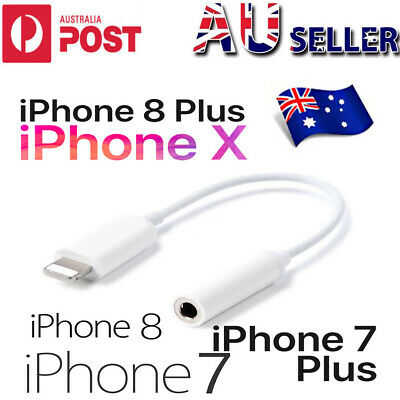 For Apple iPhone 11Pro Max 7 8 Plus XR Lightning to 3.5mm Headphone Jack Adapter