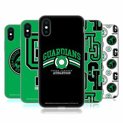 OFFICIAL GREEN LANTERN DC COMICS FAST FASHION GEL CASE FOR APPLE iPHONE PHONES