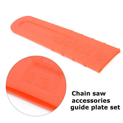 """Chainsaw Bar Cover Scabbard Guard Large Saws For 12"""" 14"""" 16"""" 18"""" 20"""" Chain Part"""