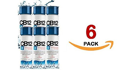 CB12 250ML 6 PACK Mint / Menthol Mouthwash