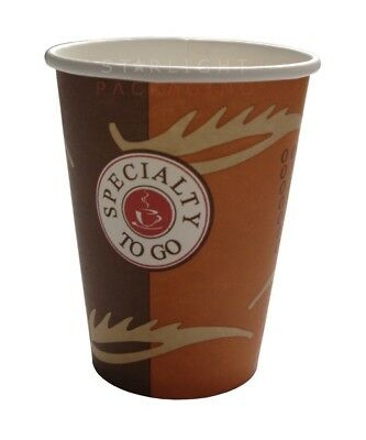 14oz/42ml Specialty To Go Hot Paper Cups