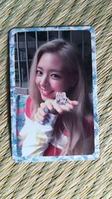 "ITZY Album "" ITZ ICY "" Limited Bonus Trading Photo Card Yuna no.1"