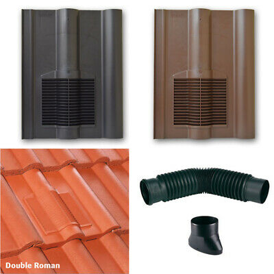 Roof Tile VentsRoof VentilationManthorpe Tile VentAccessories Options