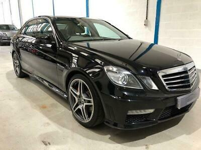 2012 62 Mercedes-Benz E Class 5.5 E63 Amg Performance Pack - Stunning Example Px