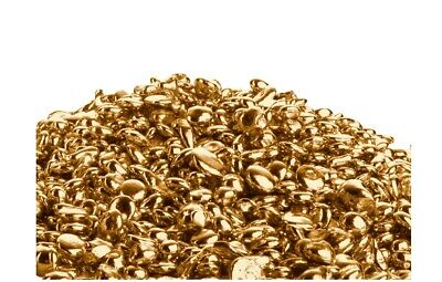 9ct Yellow Gold Casting Grain - Jewellery Making Professional Use   ECO recycled
