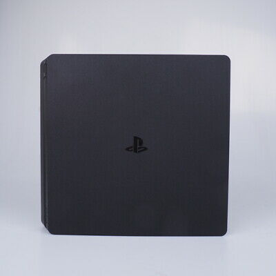 Sony PlayStation 4 Console 500 GB Edition Jet Black Console Only