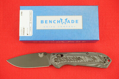 Benchmade 560Bk-1 Freek Axis Lock, G-10 Handle, Cpm-M4 Knife, New In Box
