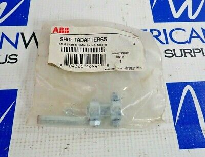 Abb Shaftadapter65  6Mm Shaft To 5Mm Switch Adapter