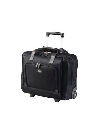 Jump (Solera 4310M) Pilot Case 2 Compartments Laptop Black