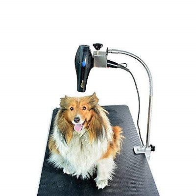 Gravitis Pet Supplies Professional Hair Dryer Holder – Holder only - Suitable