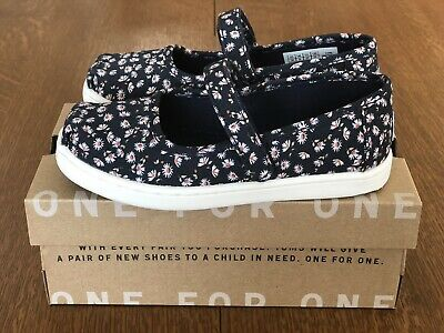 53be9f0526c76 TOMS GIRLS 10010018 Mary Jane- Pick SZ/Color. - $38.18 | PicClick