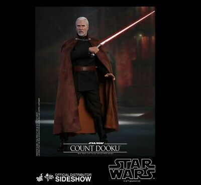1/6 Star Wars Attack of the Clones Count Dooku MMS Hot Toys 903655